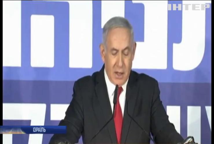 Прем'єр-міністра Ізраїлю звинувачують в отриманні хабара