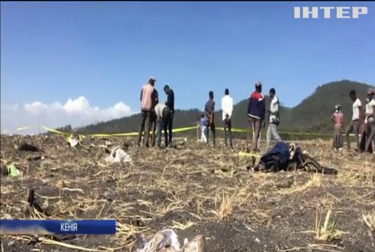 Авіакатастрофа в Ефіопії забрала життя понад півтори сотні пасажирів