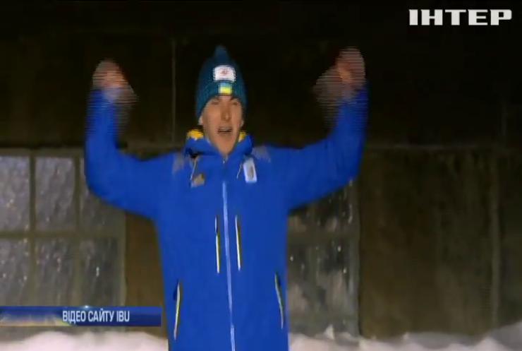 Дмитро Підручний виборов золоту медаль на чемпіонаті світу у Швеції