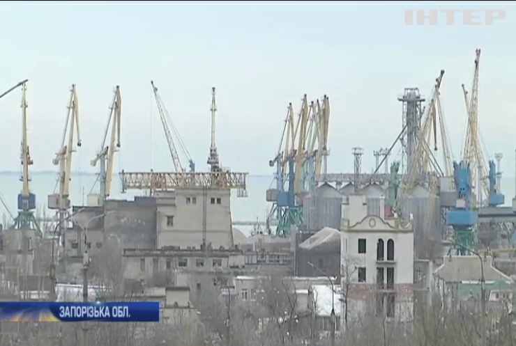 Юрій Бойко у Бердянську обговорив проблеми українських портів у Азові
