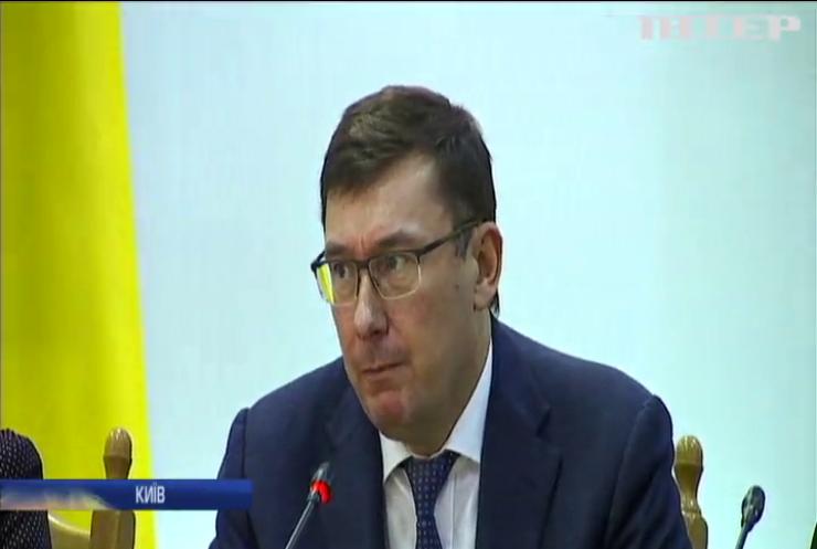 Арсен Аваков, Юрій Луценко та представники ЦВК розробили стратегію захисту прав виборців