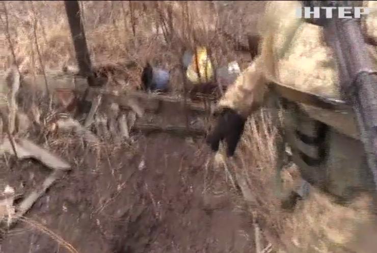 На Донбасі поранили двох арміійців