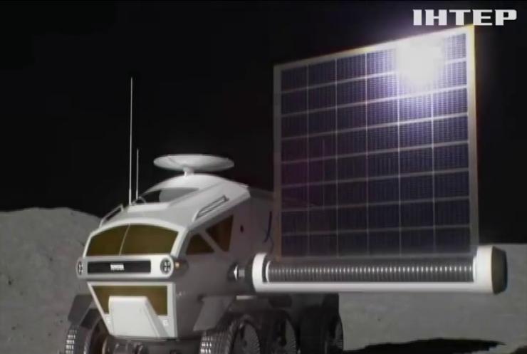 У Японії розробили авто для підкорення Місяця