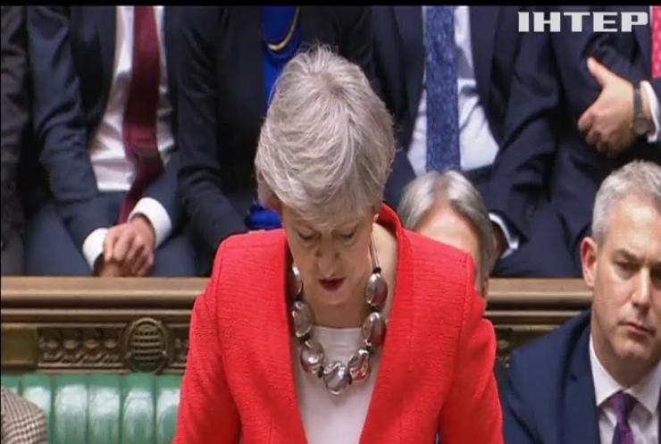 Парламент Британії проголосував проти виходу з ЄС