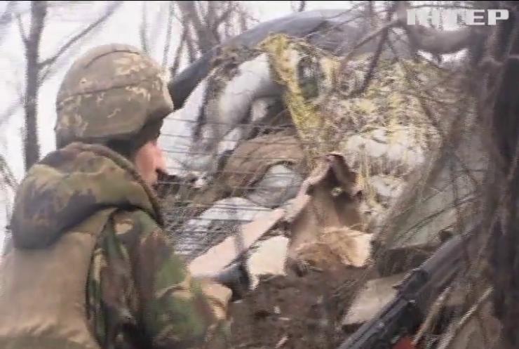 Під Авдіївкою бойовики відкрили вогонь із протитанкових гранатометів