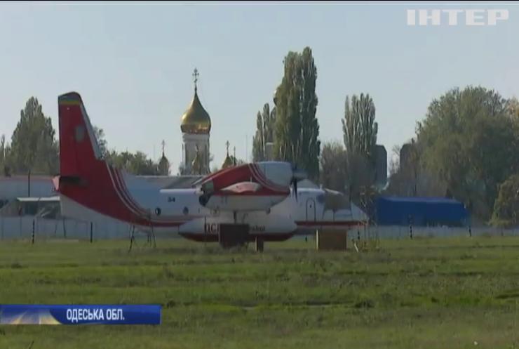 В Одесі триває війна за територію аеропорту