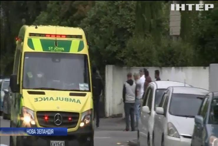 Кривавий напад у Новій Зеландії: кількість жертв продовжує зростати
