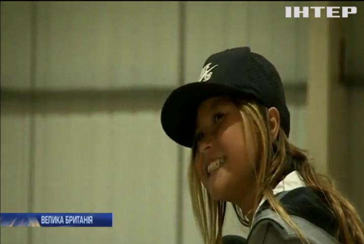 Олімпіада-2020: 10-річна Скай Браун стане наймолодшою учасницею змагань