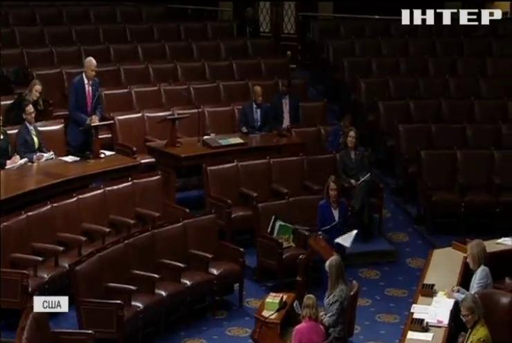 Палата представників Конгресу США проголосувала за невизнання Криму російським