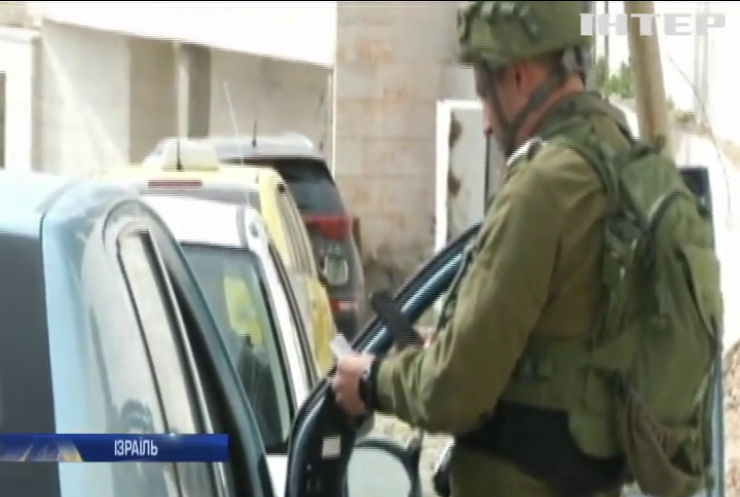 Обстріл Тель-Авіва загострив палестино-ізраїльський конфлікт