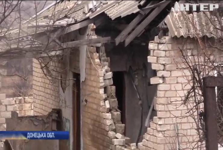 Війна на Донбасі: Зайцеве накрило вогнем ворожої артилерії