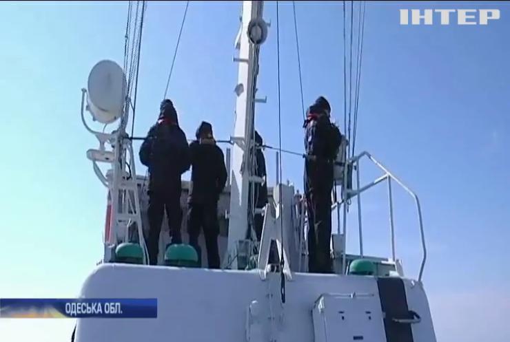 Україна посилила охорону морських рубежів