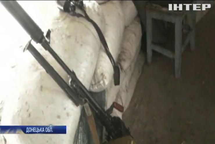 На Донбасі активізувалися ворожі розвідгрупи