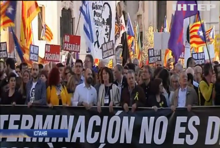 Європейськими столицями прокотилася хвиля масових протестів