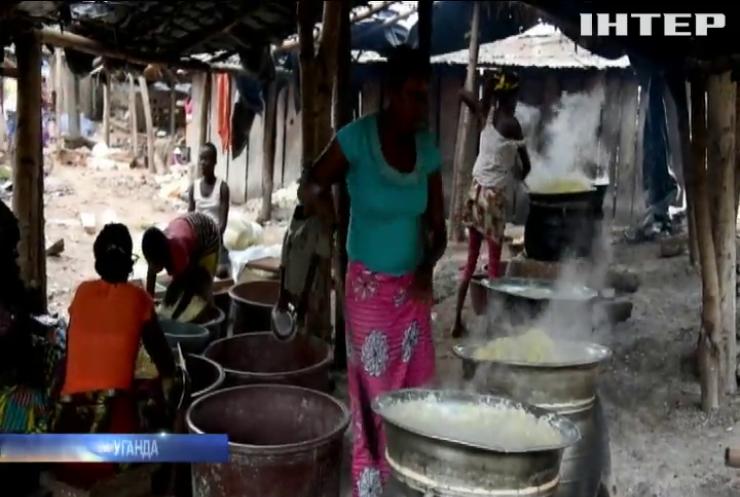 В Уганді харчами з гуманітарної допомоги ООН отруїлися десятки людей