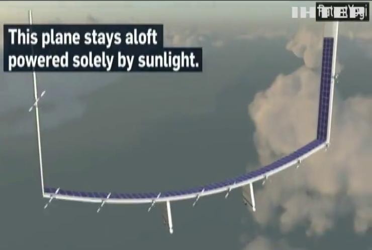 У Китаї випробовують супутник на сонячних батареях