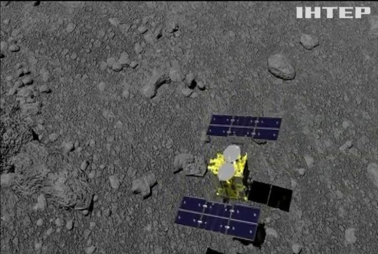 Японці збираються підірвати астероїд