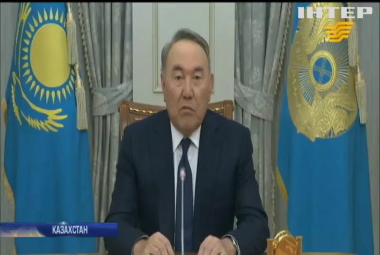 Відставка Назарбаєва: Казахстан тимчасово очолив спікер парламенту
