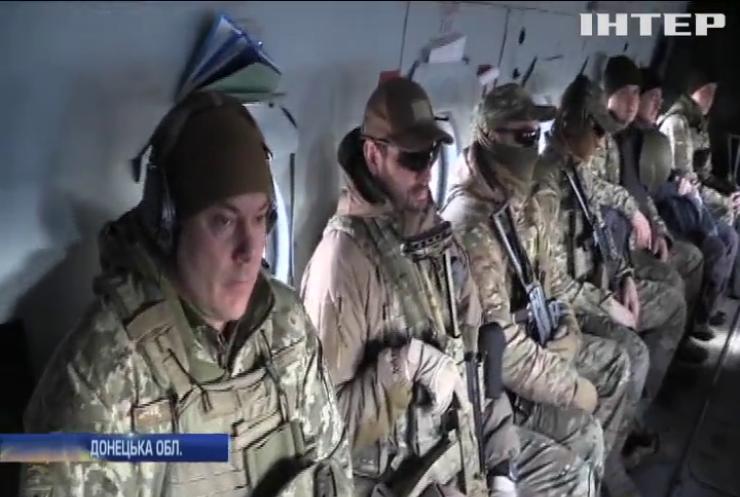 Шпиталь у Маріуполі отримав нове обладнання від військових