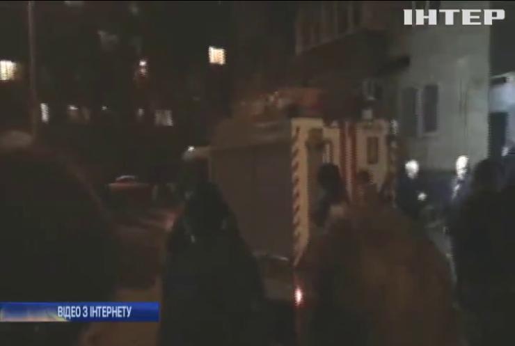 В Києві вибухнув невідомий пристрій