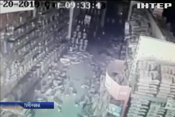 Туреччину сколихнув потужний землетрус (відео)