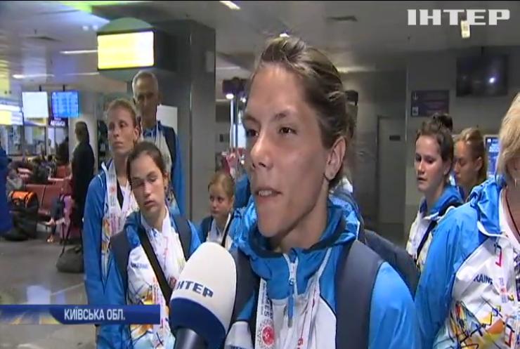 Українські футболістки повернулися переможцями спеціальної Олімпіади в ОАЕ