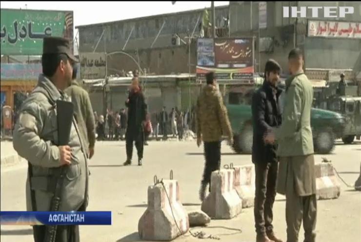 """Бойовики """"Талібану"""" атакували війська коаліції у Афганістані"""