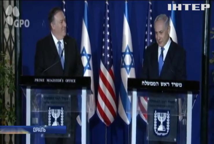 США визнали суверенітет Ізраїлю над Голанськими висотами