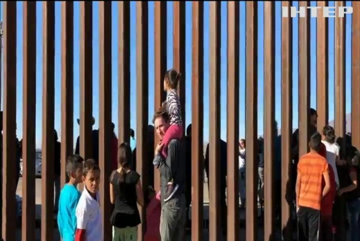 Пентагон надає $1 мільярд на будівництво кордону з Мексикою