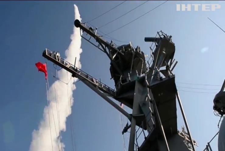 """США випробували """"ракетний щит"""""""