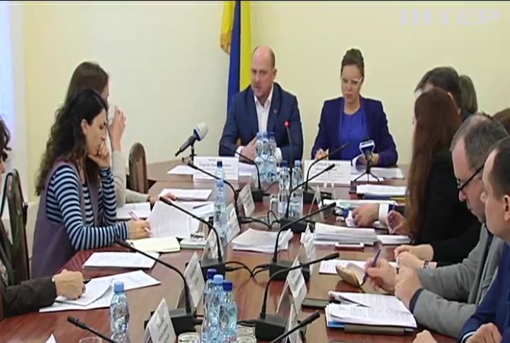 В Україні порушуються права переселенців - Сергій Каплін