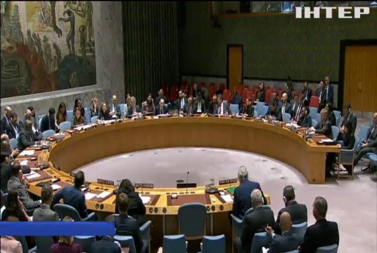 Радбез ООН оприлюднив рішення щодо Голанських висот