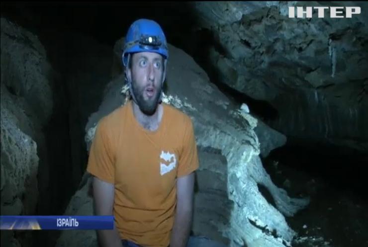Ізраїльську печеру визнали найдовшою в світі (відео)