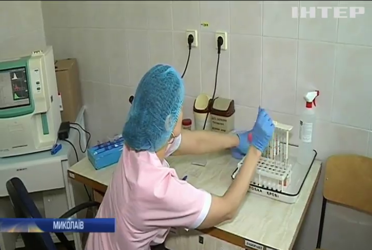 В Україні зростає кількість хворих на кір