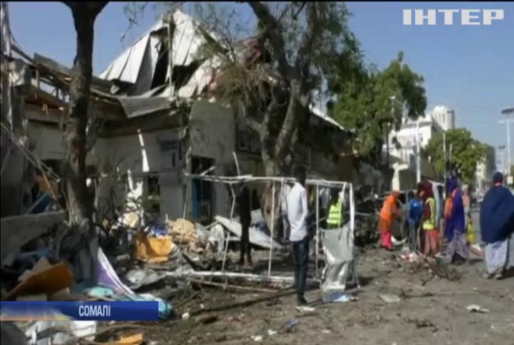 Теракт у Сомалі: від масштабного вибуху загинули люди