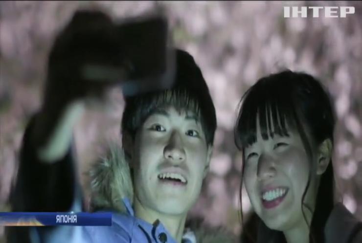 У Японії розквітла сакура (відео)
