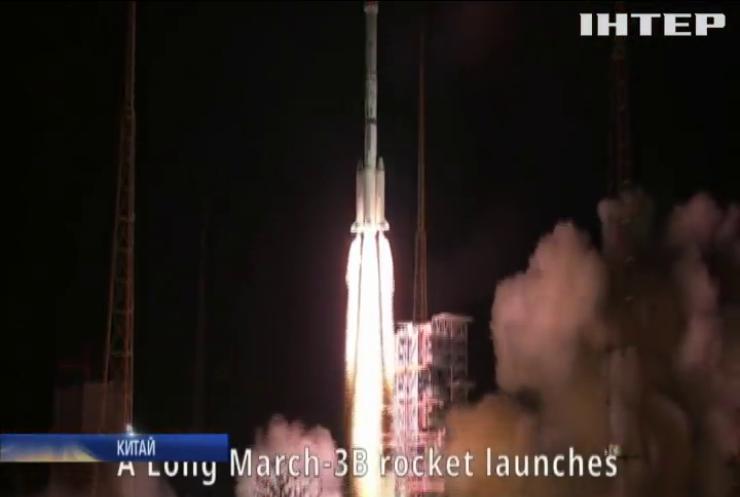 Китай вивів на орбіту новітній супутник