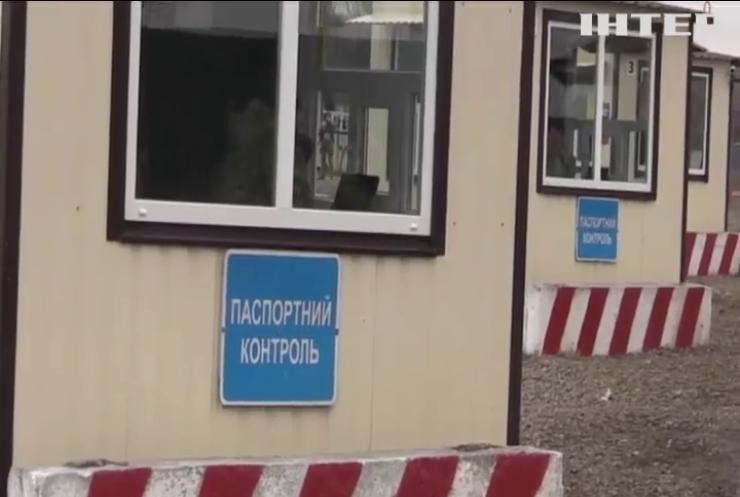 Мешканці окупованих територій проголосували на українських виборчих дільницях