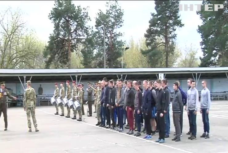 В Україні стартував весняний призов в армію