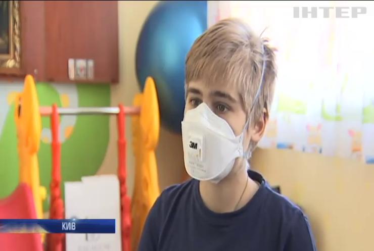 Одинадцятирічний Ярослав після невдалого лікування потребує пересадки кісткового мозку