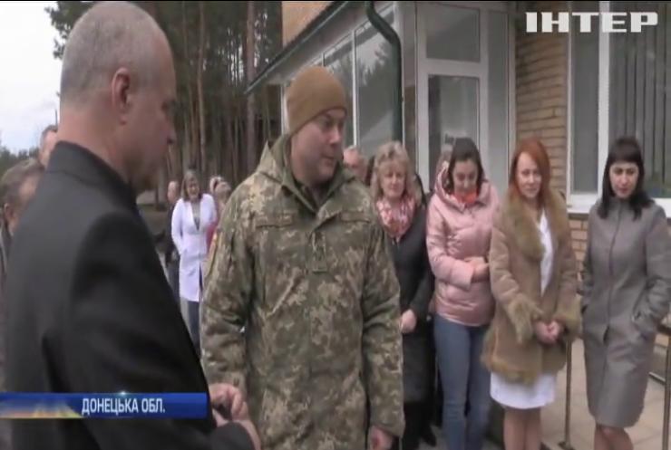 Лікарні та госпіталі Донбасу отримали гуманітарну допомогу