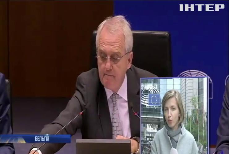 """""""Північний потік-2"""": Європарламент прийняв обмеження"""
