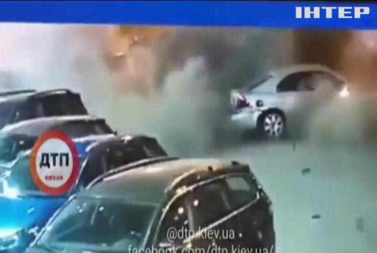 Вибух автомобіля у Києві: кілер підірвався на власній вибухівці