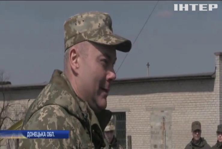 """Річниця ООС: на Донбасі нагородили військових журналістів """"Інтера"""""""