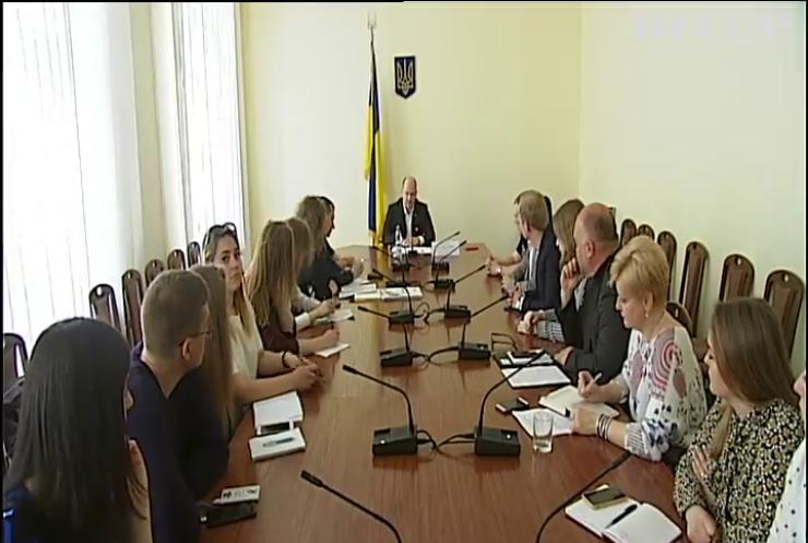Допомогти молодіжним об'єднанням: Сергій Каплін представив програму реорганізації студентських профспілок