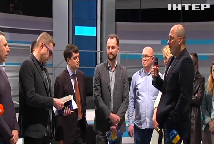 Дебати Петра Порошенка та Володимира Зеленського: яких домовленостей досягли кандидати?