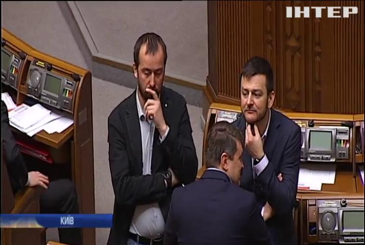 """""""Мовний"""" закон та політичне майбутнє Верховної Ради: які закони розглянули депутати"""