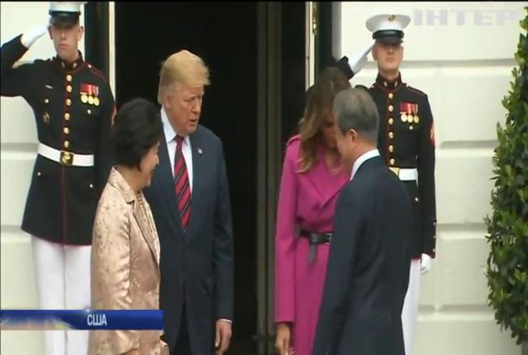 Президенти США та Південної Кореї провели перемовини