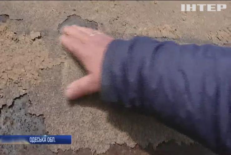 На Одещині місцева влада наказала викопати труби зрошувальної системи