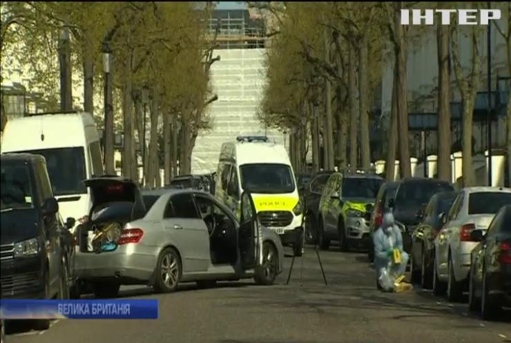 Поліція встановила особу нападника на авто українського посла в Лондоні